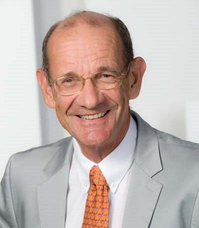 Prof. Schmidbauer Portrait